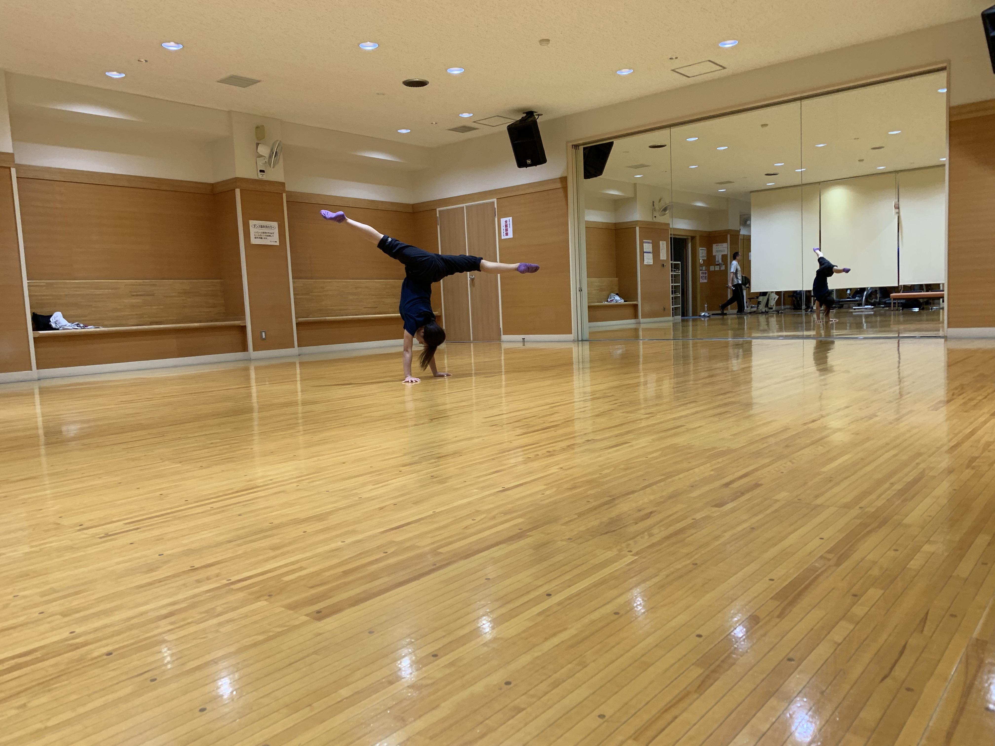 函館リープ体操教室初となる練習会場の予約が完了!アイキャッチ